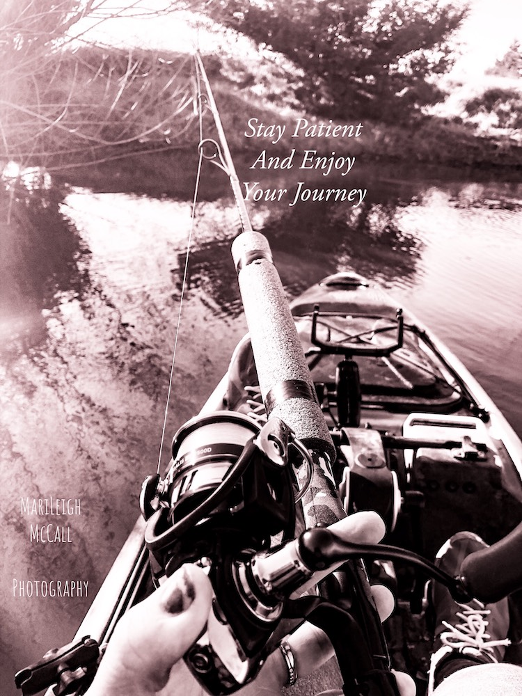 Emory McCall Kayak Fishing